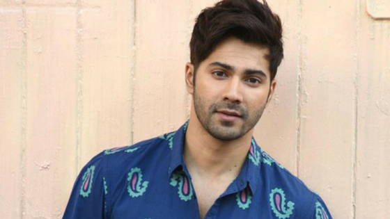 Charity Work By Varun Dhawan