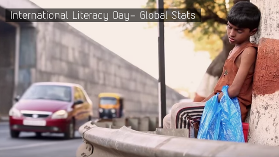 International Literacy Day 2018_ Global Literacy Stats and How to Improve