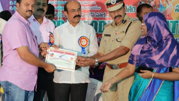 Award for Excellence in Social Service Goes to Seruds NGO