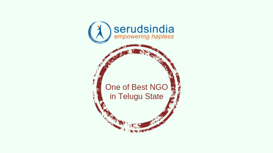 Seruds India is Officially One Among Best Ngo in Telangana and AP