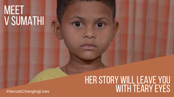 Meet V Sumathi… Her Story Will Leave You With Teary Eyes