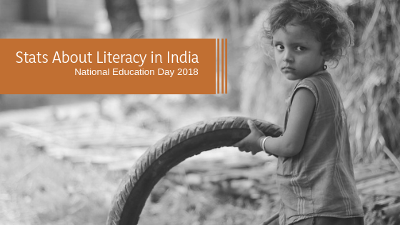 Stats About Literacy in India