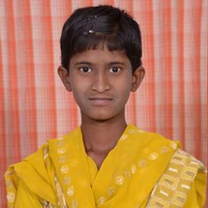 V. Kaveri_A Orphan Person in need