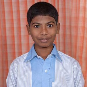 D. Sharath_A Orphan Person in need
