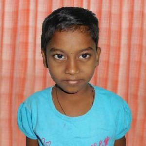 G. Anitha_A Orphan Person in need