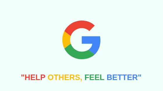 Google Company Charity Work