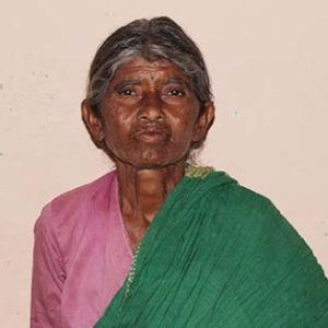 M Thippamma_A Orphan Person in need