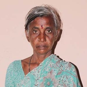 S Padmavathamma_A Orphan Person in need