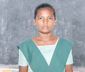 M. Sireesha_A Orphan Person in need