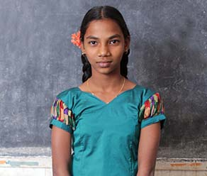 M. Sindhu_A Orphan Person in need