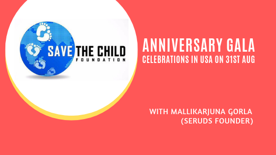 SaveTheChild Anniversary GALA - Biggest Charity Event in the USA