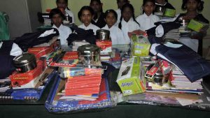 IGMM School Distribution