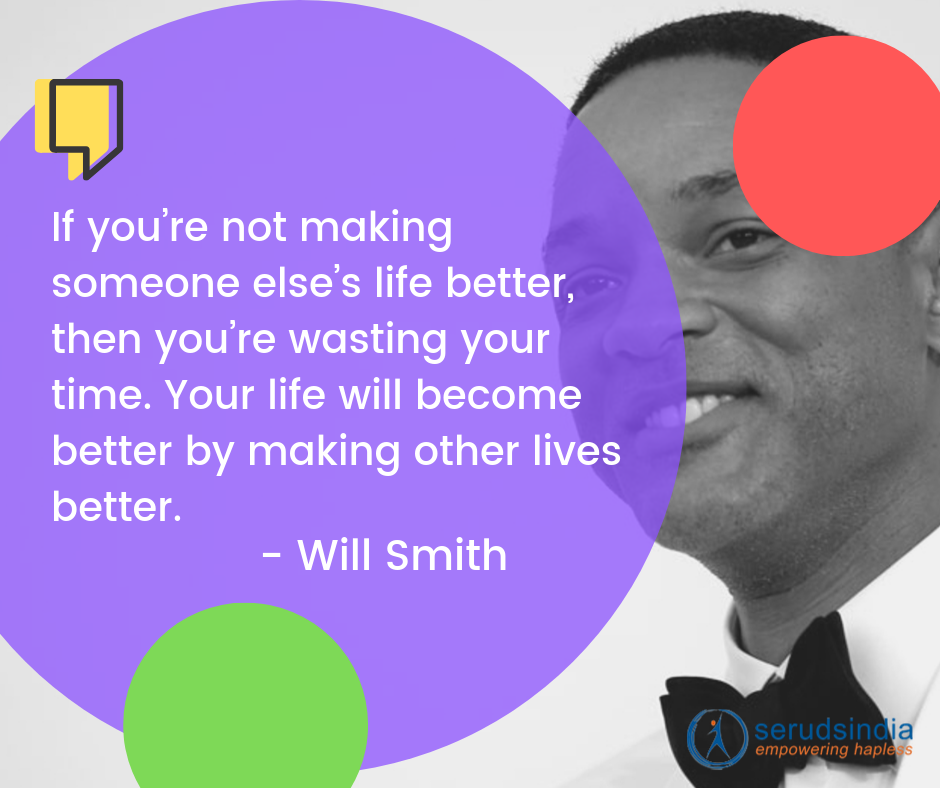 Will Smith - Quotes About Helping People