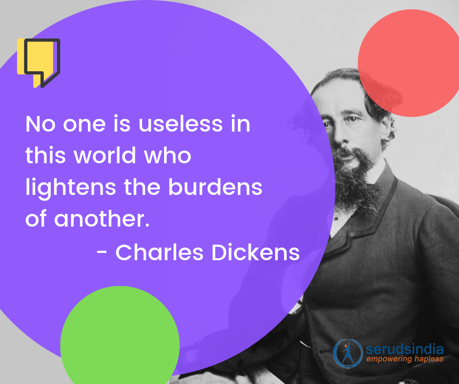 Charles Dickens- Quotes About Helping People (3)