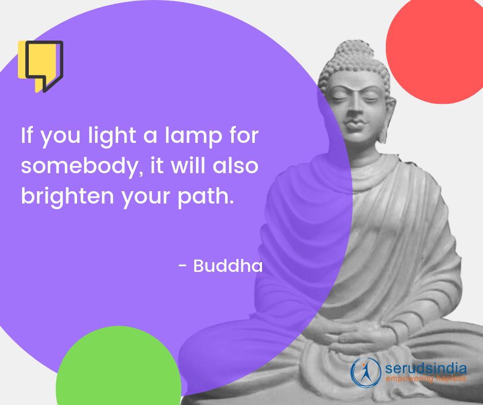 Buddha - Quotes About Helping People