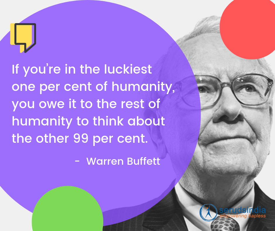 Warren Buffett - Quotes About Helping People (8)