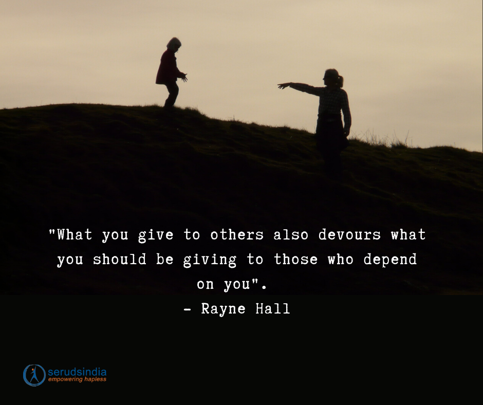 Best Quotes About The Art Of Giving That'll Change Your Perception (4)