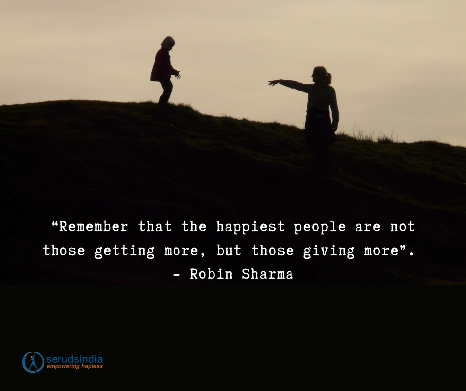 Best Quotes About The Art Of Giving That'll Change Your Perception (7)