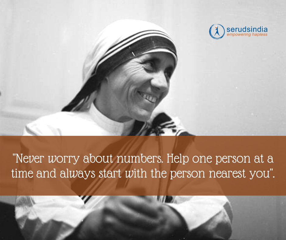 Mother Teresa Quotes About Charity and Helping Others (1)