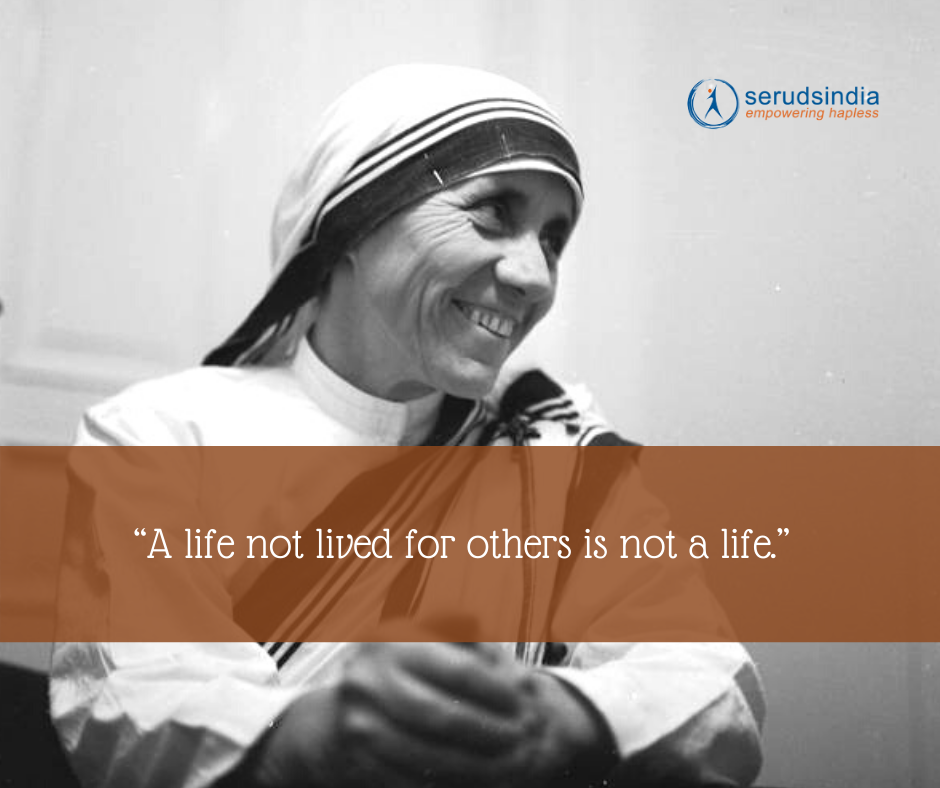 Mother Teresa Quotes About Charity and Helping Others (10)