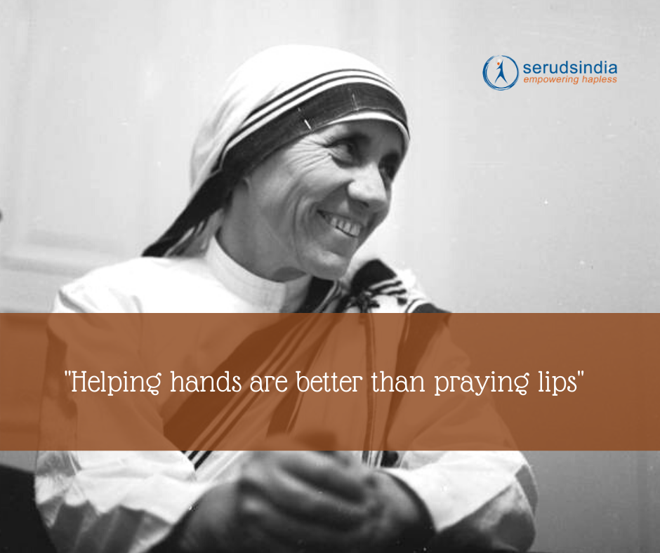 Mother Teresa Quotes About Charity and Helping Others (7)