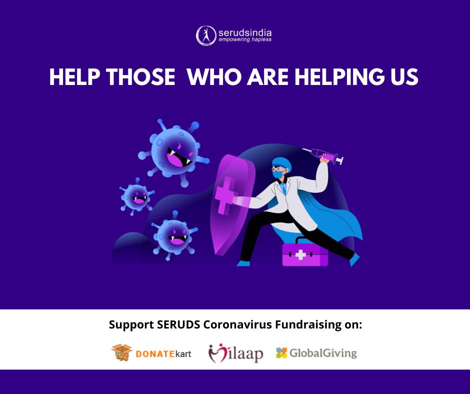 Donate to Coronavirus Helpers In India - For everything they need