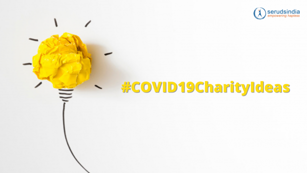 Charity Ideas during Covid 19 in India