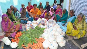 Donate Grocery Needs at SERUDS Happy Old Age Home