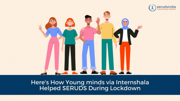 How Young minds via Internshala Helped SERUDS During Lockdown