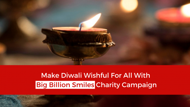 Diwali Charity campaign India