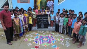 Diwali Celebrations at SERUDS Joy Home Orphanage