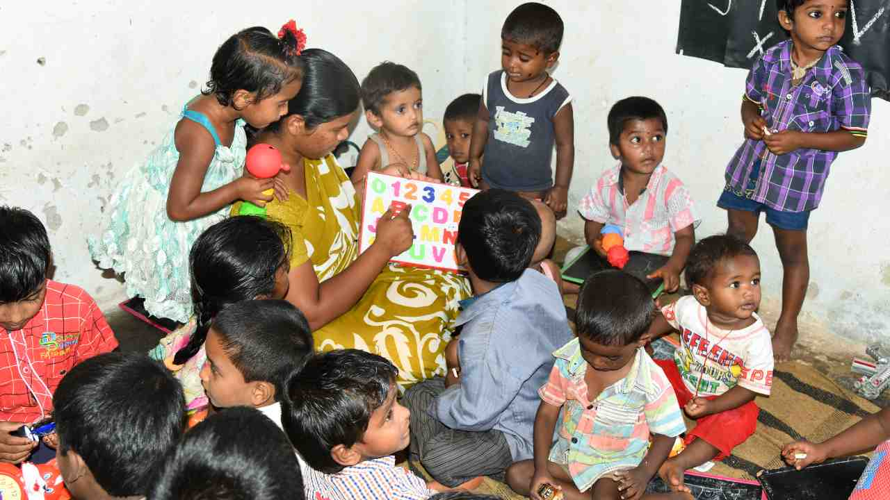 Donate to Charitable Health Programs by SERUDS NGO Kurnool for Poor Children