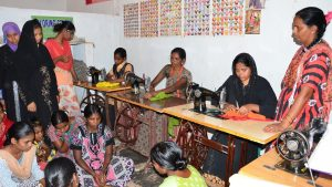 Donate to Sponsor Vocational Tailoring and Sewing Training for Poor Women by SERUDS NGO