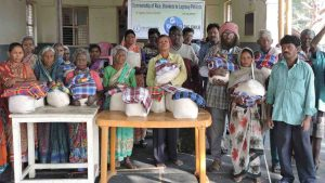 Food Donation Program conducted for Leprosy Patients