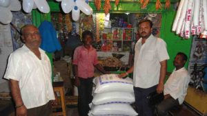 Monthly Essentials Donation for Poor People by SERUDS NGO
