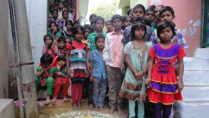 Pongal Celebrations at SERUDS Joy Home Orphanage