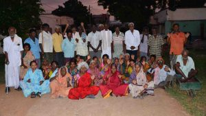 Providing support to Old Age Handicapped People