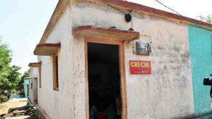 SERUDS Day care center or creche for poor children