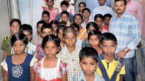 Sankranthi Festival Celebrations at SERUDS Joy Home Orphanage