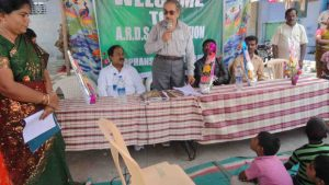 Session by A.D.R.S Foundation at SERUDS NGO in Kurnool