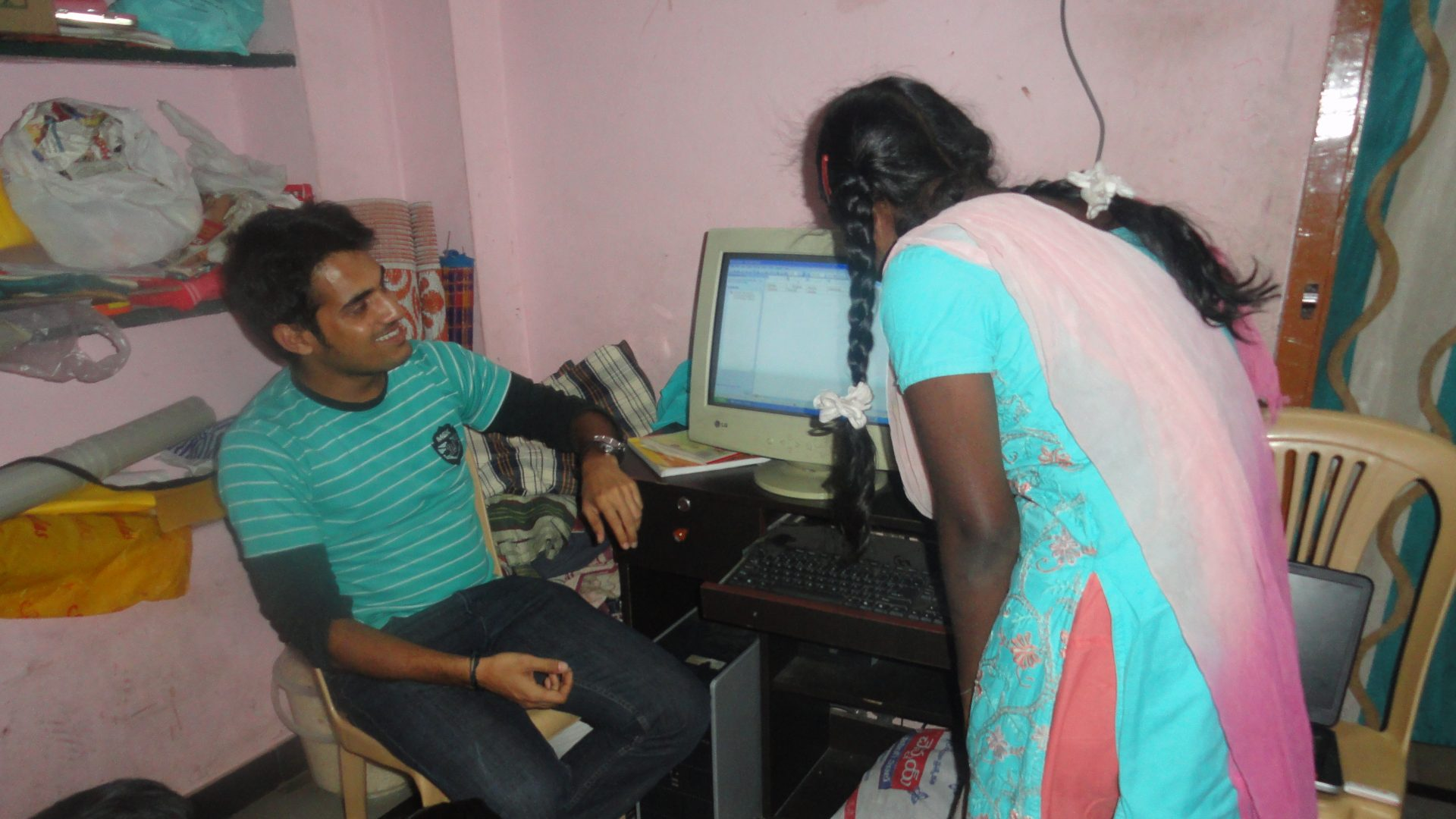 Support SERUDS NGO to train poor women to learn Computer Skills
