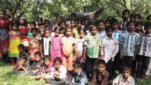 Zoo Trip for children at SERUDS NGO