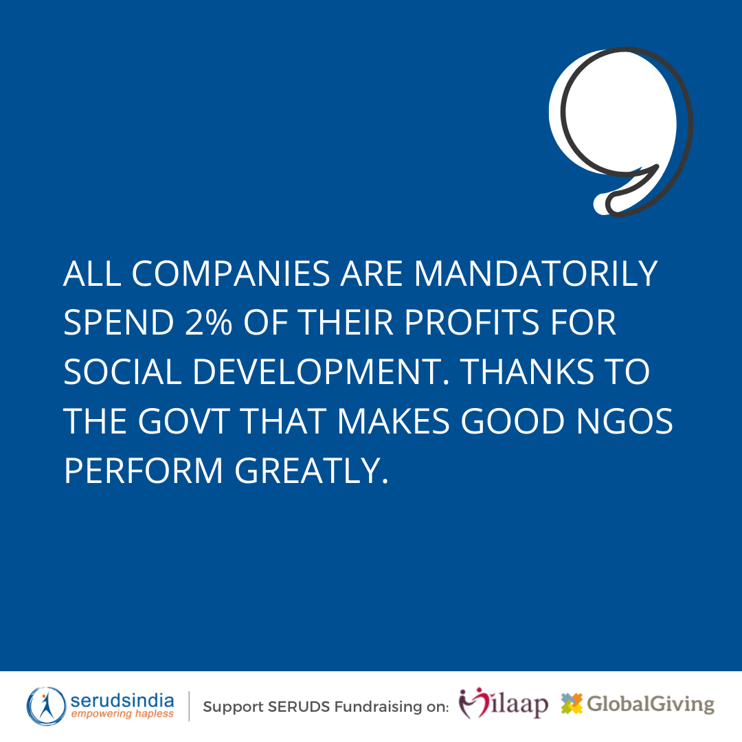 NGOs for CSR Support