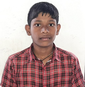 B. Mahesh_A Orphan Person in need