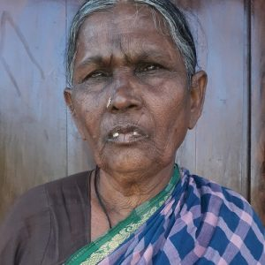 M Nagalakshmamma_A Orphan Person in need