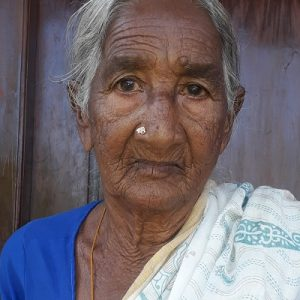 Ramulamma_A Orphan Person in need