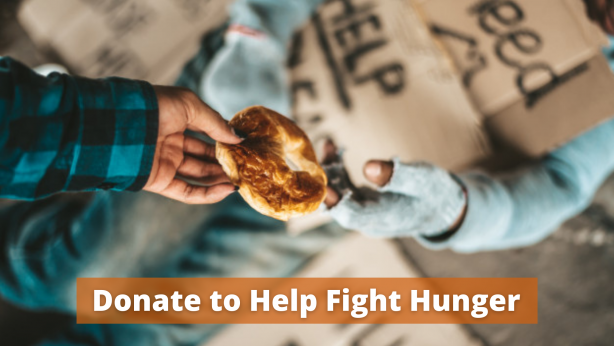 Donate to Help Fight Hunger