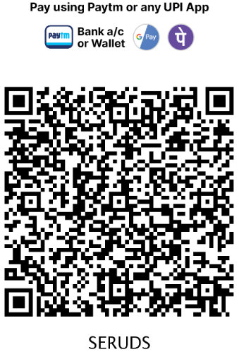 Donate to Charity using any UPI App : PayTM, Google Pay, PhonePe